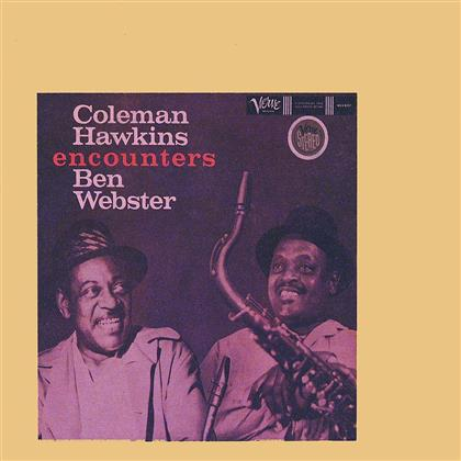 Coleman Hawkins - Encounters Ben Webster - Universal