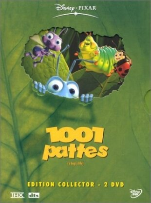 1001 pattes (1998) (Collector's Edition, 2 DVDs)