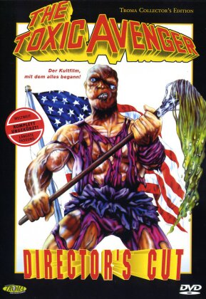 The Toxic Avenger (1984) (Director's Cut)