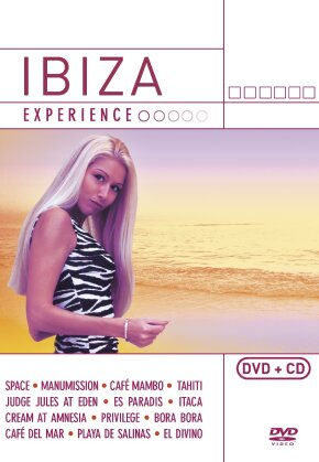 Various Artists - Ibiza experience (DVD + CD)