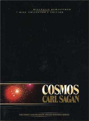 Cosmos (Collector's Edition, 7 DVDs)