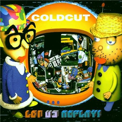 Coldcut - Let Us Replay (2 CDs)