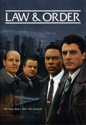 Law & Order - The First Year (6 DVDs)