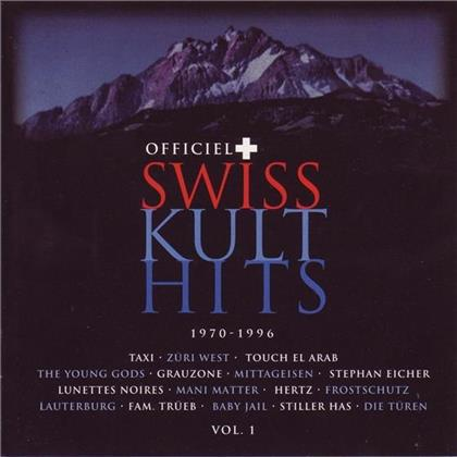 Swiss Kult Hits - Various 1 - 70-96
