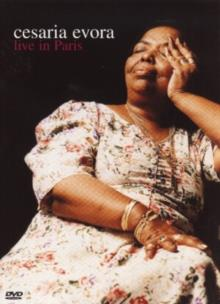 Evora Cesaria - Live in Paris