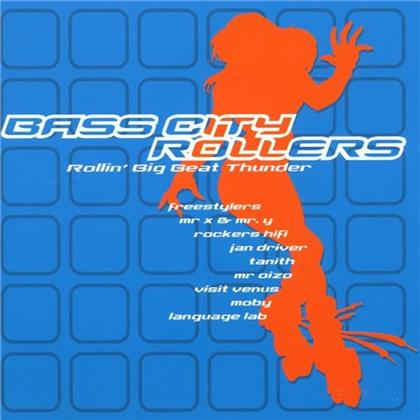 Bass City Rollers - Various