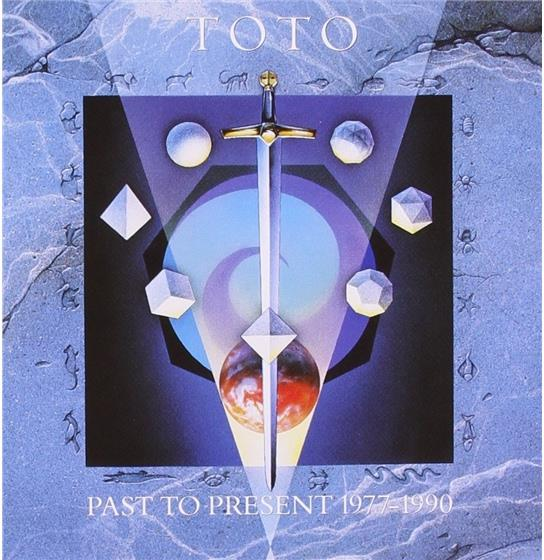 Past To Present 1977 1990 Von Toto Cede Ch
