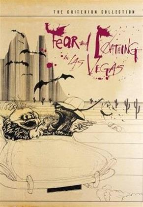 Fear and Loathing in Las Vegas (1998) (Criterion Collection, 2 DVDs)