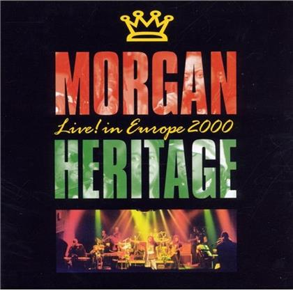Morgan Heritage - Live In Europe 2000