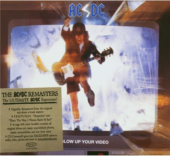 AC/DC - Blow Up Your Video (Remastered)