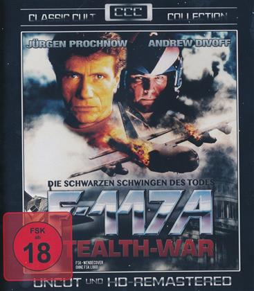 F-117 A Stealth War (1992) (Remastered, Uncut)