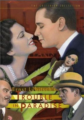 Trouble in paradise (1932) (s/w, Criterion Collection)