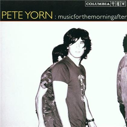 Pete Yorn - Musicforthemorning