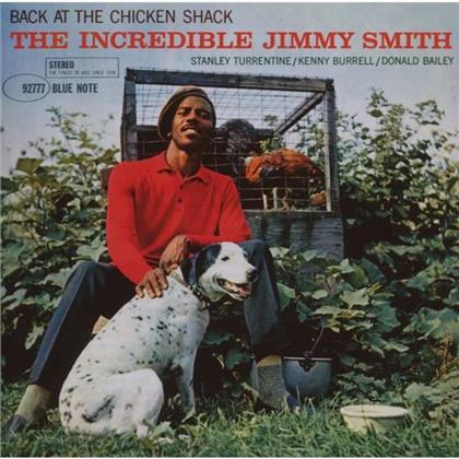 Jimmy Smith - Back At The Chicken Shack - RVG Remasters (Remastered)