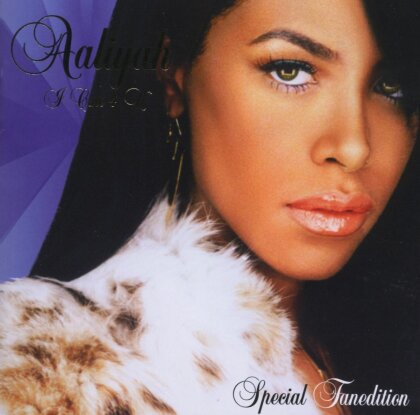 Aaliyah - I care 4 u (Limited Edition, DVD + CD)