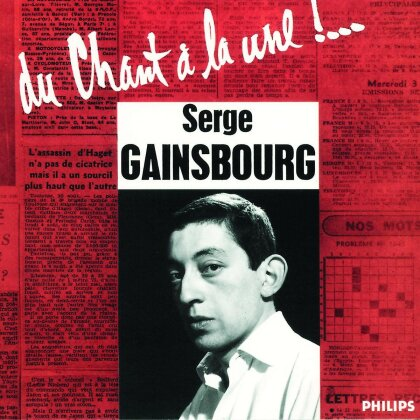 Serge Gainsbourg - Du Chant A La Une - Digipack (Remastered)