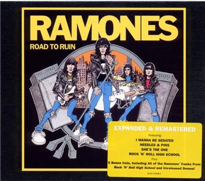 Ramones - Road To Ruin (Expanded Edition, Remastered)