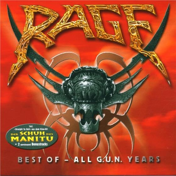 The Rage - Best Of All G.U.N. Years