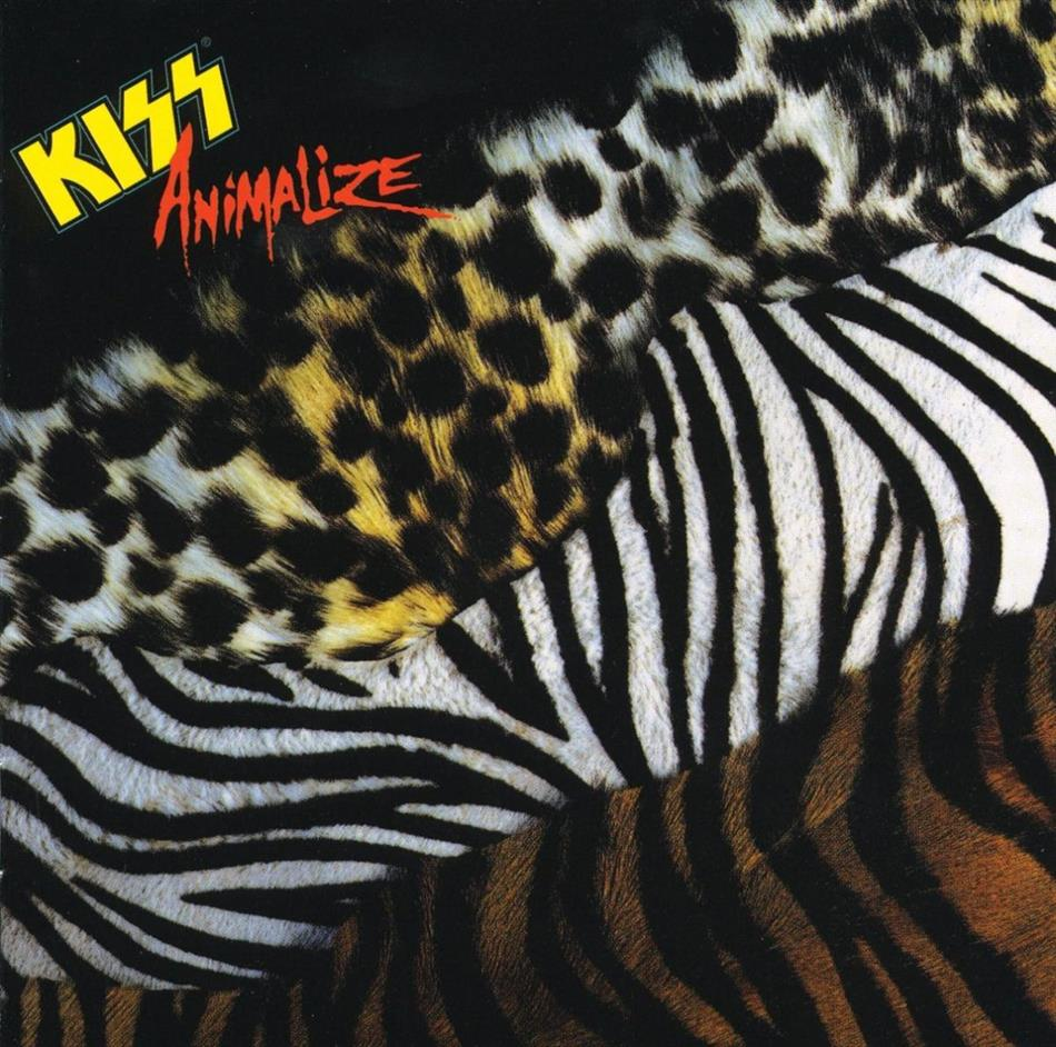 Kiss - Animalize (Remastered)