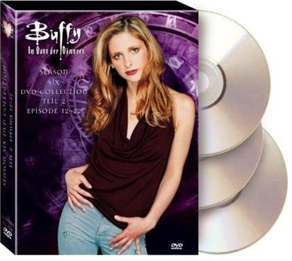 Buffy: Staffel 6 Teil 2 - Episode 12-22 (Collector's Edition, 3 DVDs)