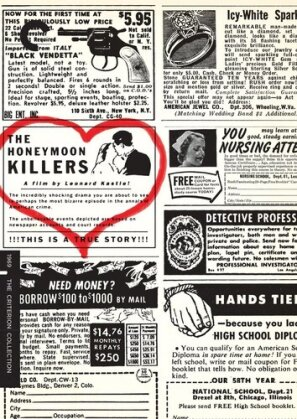 The Honeymoon Killers (1969) (s/w, Criterion Collection)