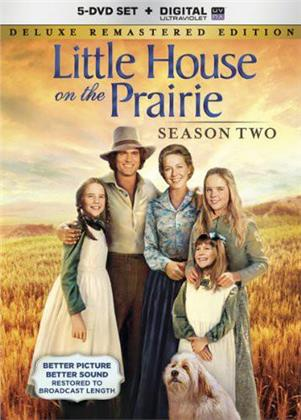 Little House on the Prairie - Season 2 (Deluxe Edition, Remastered, 5 DVDs)