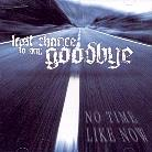 Last Chance To Say Goodbye - No Time Like Now