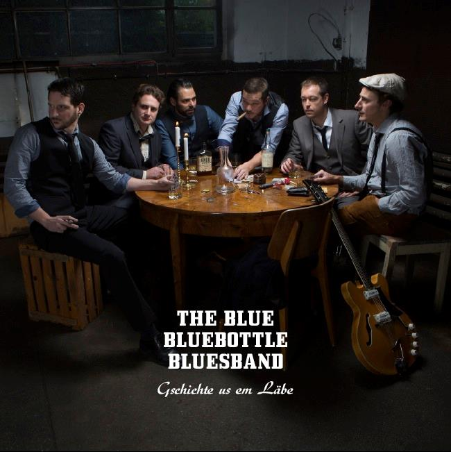Blue Bluebottle Bluesband - Gschichte Usäm Läbä - Fontastix CD