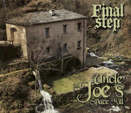 Final Step - Uncle Joe's Space Mill - Fontastix CD