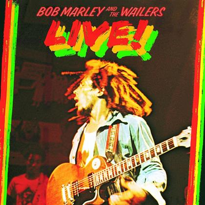 Bob Marley - Live (Remastered)