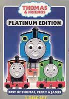 Thomas the tank engine: - Best of Thomas (Limited Edition, 3 DVDs)