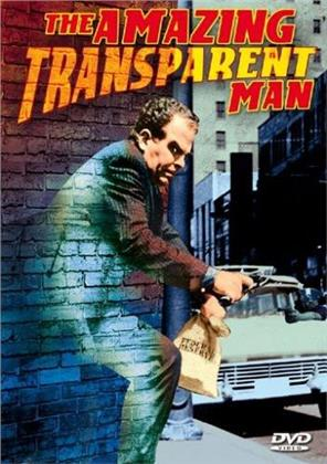 The amazing transparent man (s/w, Unrated)