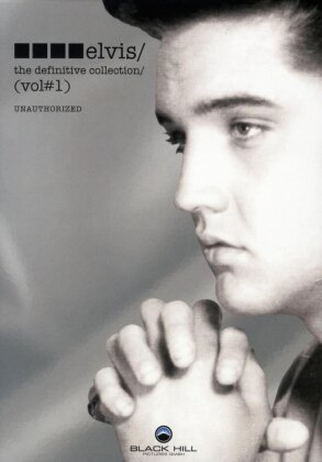 Elvis Presley - The Definitive Collection - Vol. 1 (4 DVDs)