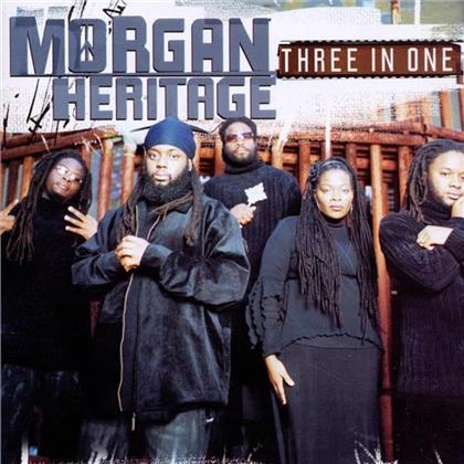 Morgan Heritage - Three In One