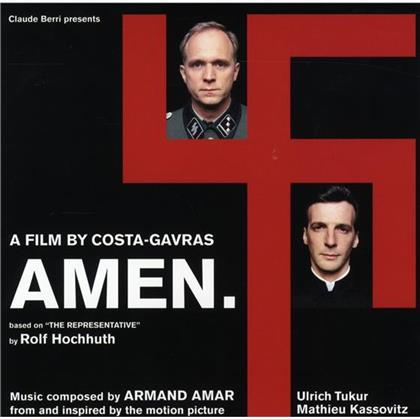 Armand Amar - Amen (OST) - OST (CD)