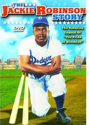 The Jackie Robinson Story (1950) (s/w, Unrated)