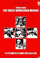 Roger Federer the Swiss Wimbeldon Winner (Limited Edition, 2 DVDs)