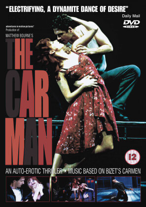 The Car Man - Bourne Matthew