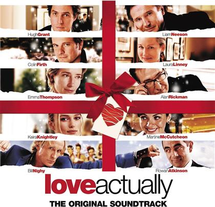 Love Actually - OST - 18 Tracks