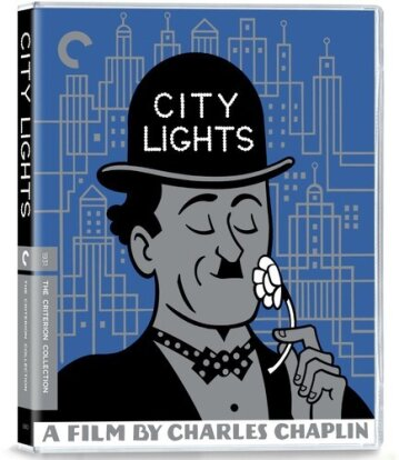 Charlie Chaplin - City Lights (1931) (Criterion Collection)
