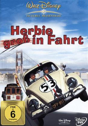 Herbie gross in Fahrt - Herbie rides again