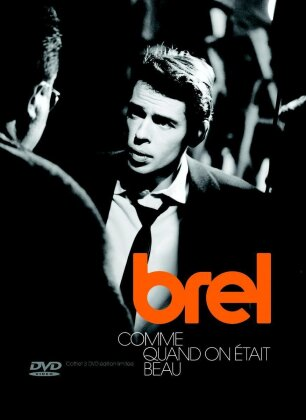Brel Jacques - Comme quand on était beau (Steelbook, 3 DVDs)