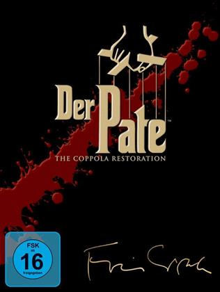 Der Pate - The Coppola Restoration (Remastered, 5 DVDs)