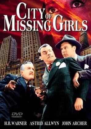 City of missing girls (s/w, Unrated)
