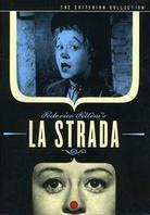 La Strada (1954) (n/b, Criterion Collection)