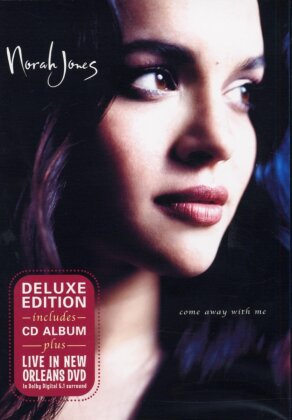 Norah Jones - Come away with me (Deluxe Edition, DVD + CD)