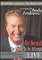 Andrews Andy - Not normal: The power to be different