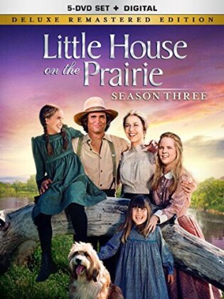 Little House on the Prairie - Season 3 (Deluxe Edition, Remastered, 5 DVDs)