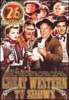 Great western TV shows - 26 episodes (Unrated, 5 DVDs)
