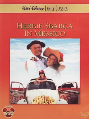 Herbie sbarca in messico (1980)